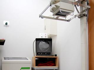レントゲン、X線透視装置